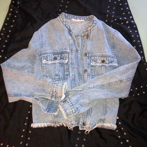 Honey Punch Denim Jacket